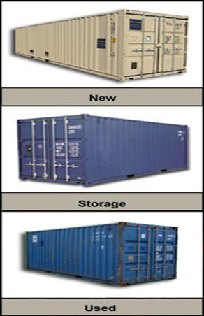 Steel Storage Containers For Lease
